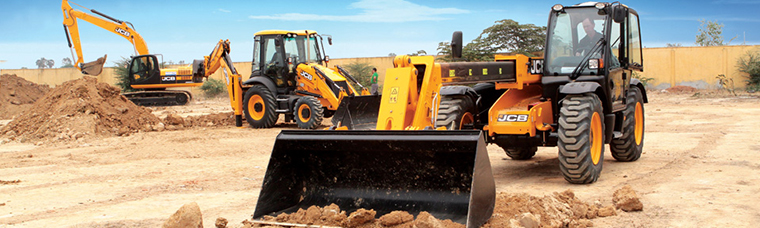 Construction Machinery in Pakistan