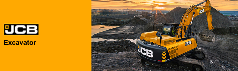 Construction Machinery in Pakistan JCB Excavator