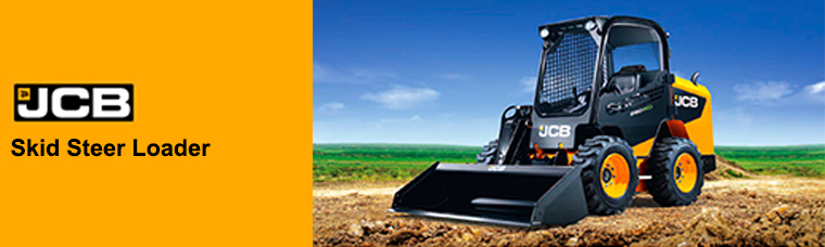 Construction Machinery in Pakistan JCB Skid Steer